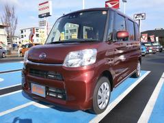 タントX SAIII 元試乗車 自動ブレーキ 電動スライドドア