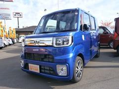 ウェイクGターボSAII 元試乗車 両側電動スライド 自動ブレーキ
