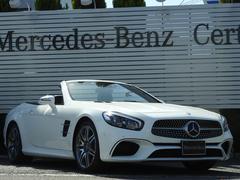 M・ベンツSL550 法人ワンオーナー 一部仕様変更車 全国保証付