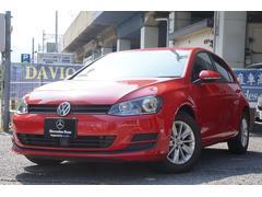 VW ゴルフTSIトレンドラインブルーモーションテクノロジー