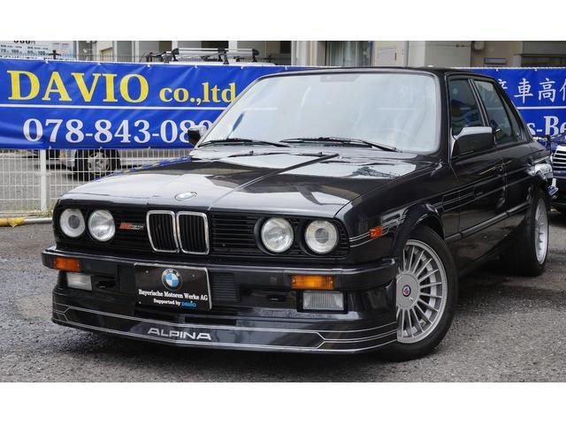BMWアルピナ 2.7