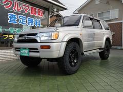 ハイラックスサーフSSR−X ワイド 新品タイヤ 新品Fグリル・ヘッドライト