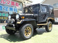 ジープキャンバストップ 新品幌 新品タイヤ