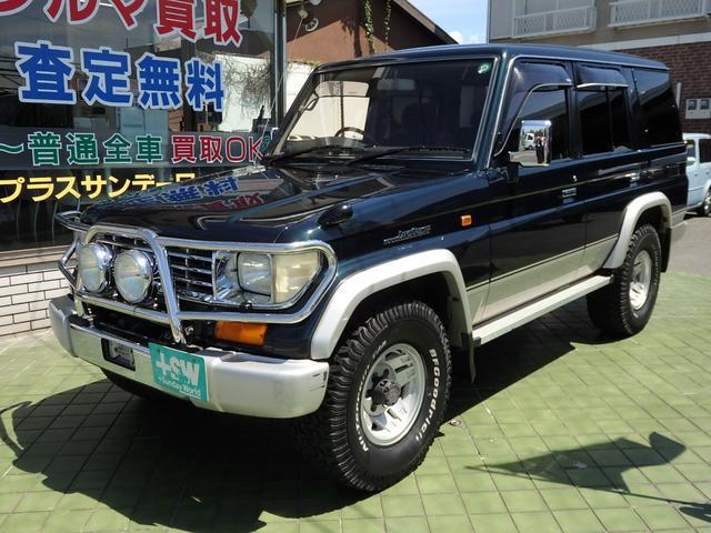 トヨタ SXワイド 純正ウィンチ