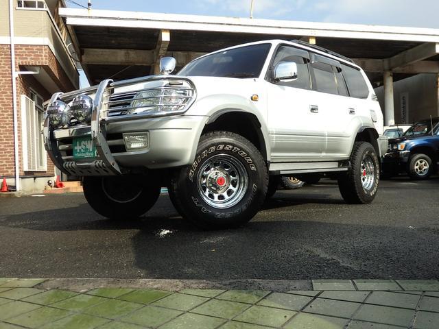 トヨタ TXリミテッド リフトUP 3000ディーゼルICターボ