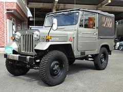 ジープ幌 リフトUP 排ガス規制適合車