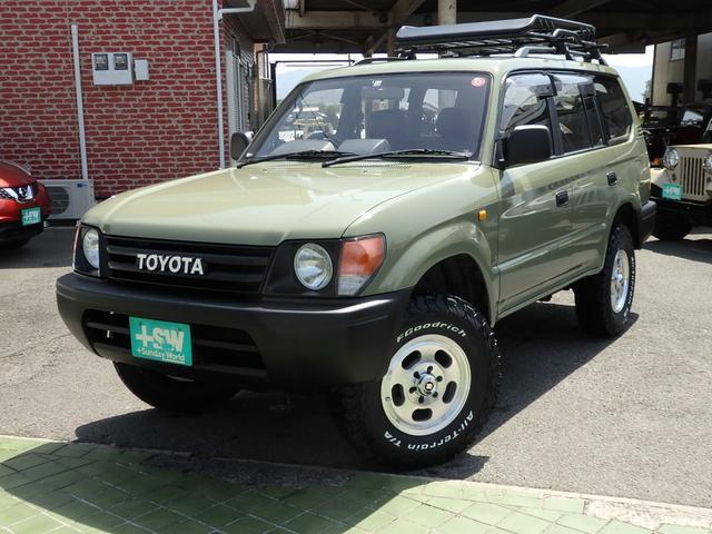 トヨタ TX 新品アルミタイヤ 新品シートカバー ルーフキャリア ナロー丸目ヘッド Fグリル