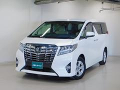 アルファード3.5GF トヨタ認定中古車 サイドリフトアップシート装着車