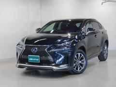 NXNX300h Fスポーツ トヨタ認定中古車 本革シート