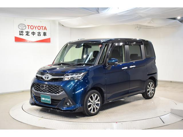 トヨタ タンク カスタムG-T ブレーキアシスト