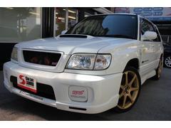 フォレスターSTiIIタイプM 4WD 全国800台限定車