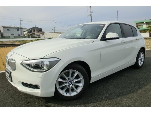 BMW 116iスタイル弊社下取車禁煙車純正ナビBカメラキセノン
