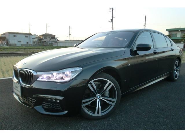 BMW 7シリーズ リヤエンターテイメント レーザーライト リモー...