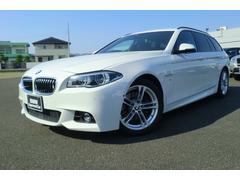 BMW523D 禁煙車 PアシストアダプティブLEDライト