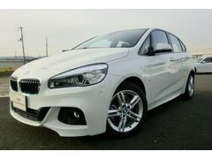 BMW218dMspサンルーフ コンフォートP パーキングP
