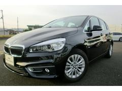 BMW218i ラグジュアリー黒レザーシート コンフォートP