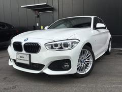 BMW118iMスポーツCフォートPKGシートヒートタッチナビ