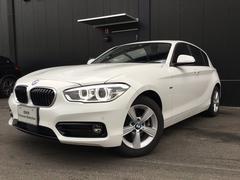 BMW118i スポーツコンフォートPパーキングPAセーフティ