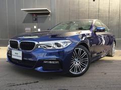 BMW523iMスポーツ白レザーイノベクションPKG19インチAW