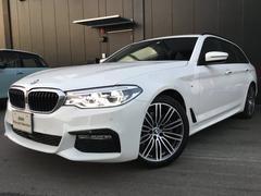 BMW523dツーリングMsp ハイラインP黒革イノベーションP