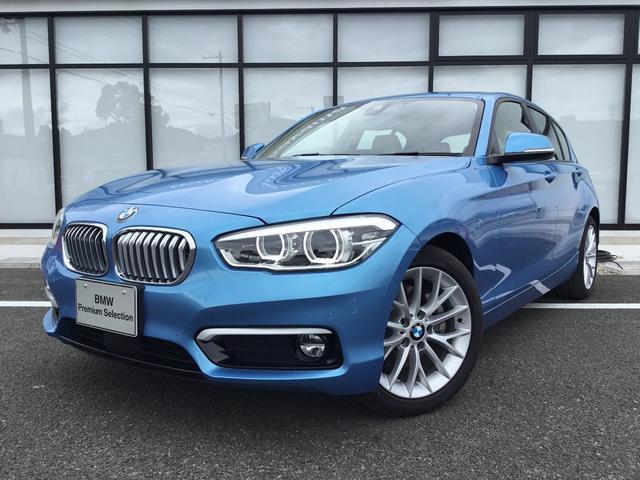 BMW 118i ファッショニスタ白レザーシート
