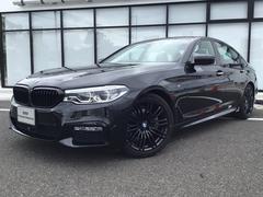 BMW523i Mスポーツブラックアウトミッションインポッシブル