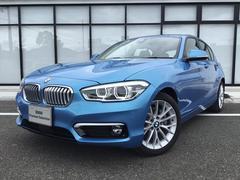 BMW118i ファッショニスタ白レザーシート