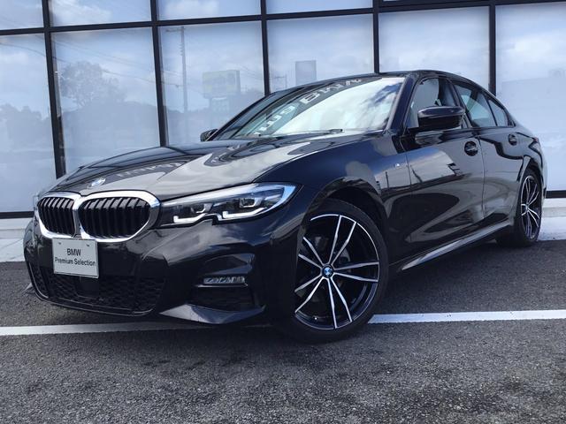 BMW 320iMp試乗車デビューP黒革コンフォートP19インチAW