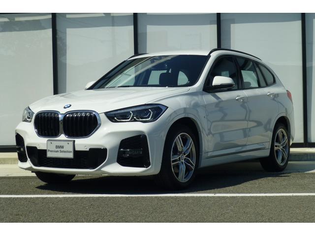 BMW X1 sDrive 18i Mスポーツ 試乗車 コンフォートP F電動シート マイナーチェンジ後