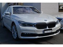 BMW740iリアコンフォートPKG