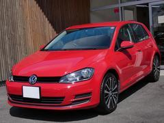 VW ゴルフTSIトレンドラインブルーモーションテクノロジー 18AW