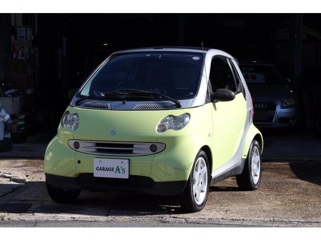 スマート ベースグレード ターボ 電動オープン シートヒーター付き