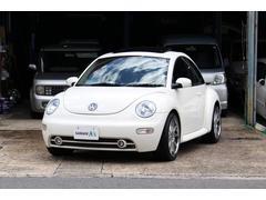 VW ニュービートルプラス 革 サンルーフ 禁煙車 HID