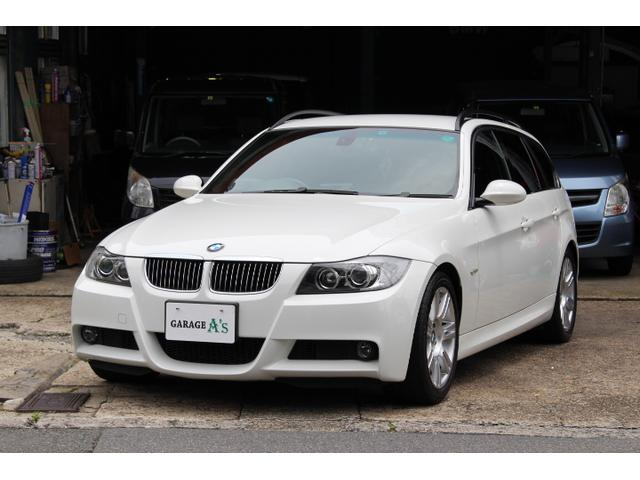 BMW 325iツーリング Mスポーツパッケージ HDDナビ 地デジ