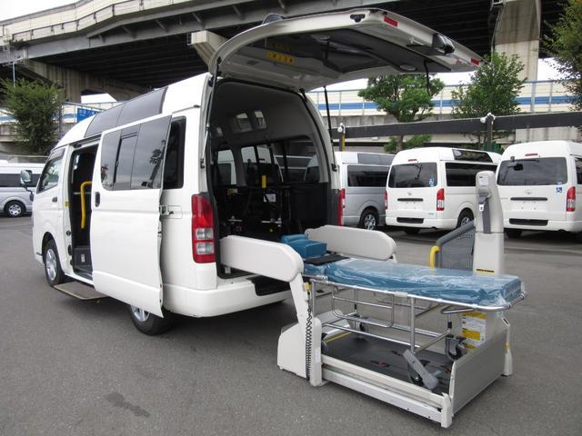 福祉車両ウェルキャブBタイプ車イス2台固定10人  事業用可(1枚目)