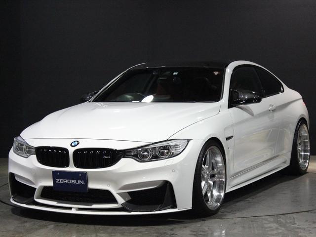BMW M4クーペ M-DCT Mパフォーマンスコンプリート仕様