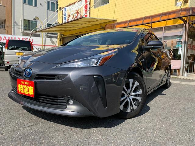 トヨタ A 1オーナー 9インチナビ Bluetooth 衝突被害軽減システム Pキングブレーキサポート