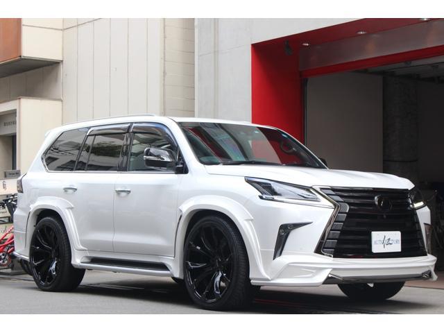 「レクサス」「LX」「SUV・クロカン」「大阪府」の中古車