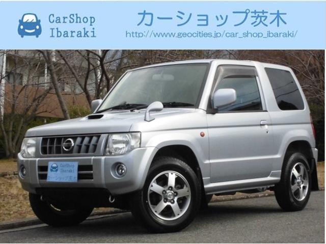 日産 RXターボ パートタイム4WDナビTVシートヒーター フォグ