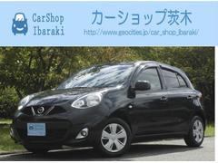 マーチX Vセレ Panasonic新品ナビ下取1オーナー禁煙車