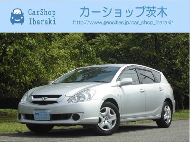 トヨタ カルディナ Z 下取1オーナー禁煙車 イクリプスナビ地デ...