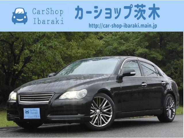 トヨタ マークX 250G Sパケ禁煙クラウンアスリート18AWメーカーナビ