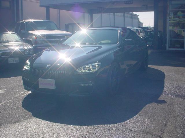 BMW 650iクーペ Mスポーツ