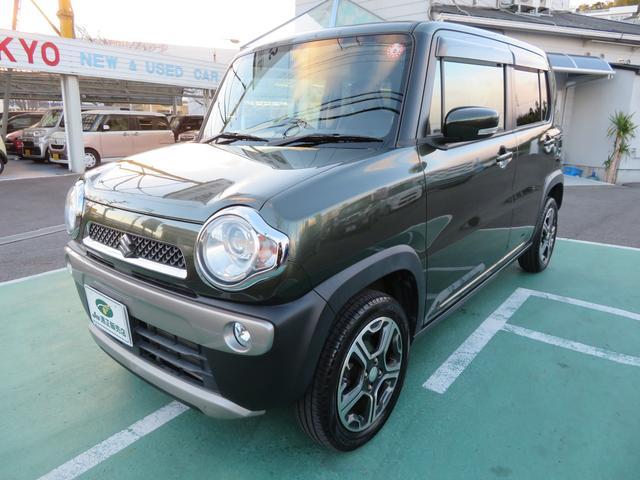 スズキ X 4WD ナビ TV バックカメラ ETC HID ワンオーナー シートヒーター