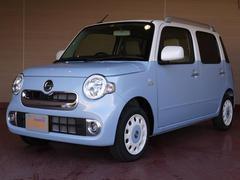 ミラココアココアプラスX ツートンカラー 届出済み未使用車