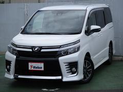 ヴォクシーZS トヨタセーフティセンス装備車 LEDヘッドランプ