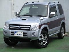 パジェロミニエクシード 4WD 4AT