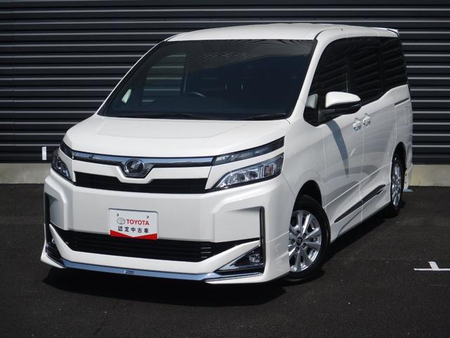 トヨタ V TSS・メーカー保証継承有り