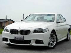 BMW523i Mスポーツパッケージ 18AW ワンオーナー