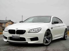 BMW M6M6グランクーペ NBTナビ カーボンルーフ 20AW